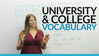 University English: Expressions and Vocabulary | Kholo.pk