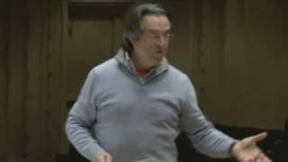 Riccardo Muti Webisode 5: