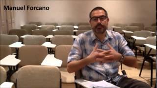 Manuel Forcano ens comenta la seva part del curs