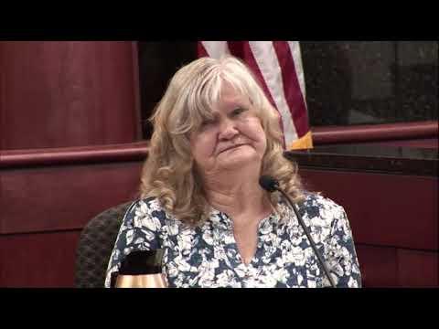 Timothy Jones Trail Day 9 Part 2 Roberta Thornsberry Det Brian Trabis 05/24/19