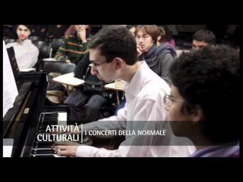 video Scuola Normale Superiore di PISA