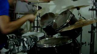 fall of the Leafe - Machina Mimesis (in the Corner Cafe) (Drum Cover)