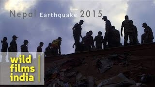 Earthquake Strikes But The Nepalese Spirit Perseveres