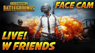 PUBG Grinding for our first win?