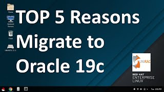 Migrate to Oracle Database 19c