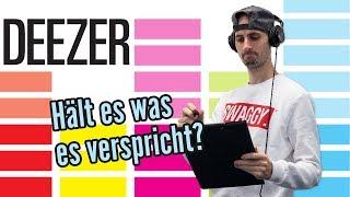 Deezer Im Test  Wie Schlägt Sich Der Musik Treaming Anbieter Deezer Im Test