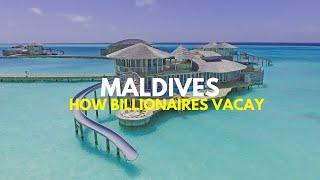 Billionaires Luxury Vacation [Maldives Luxury Lifestyle]