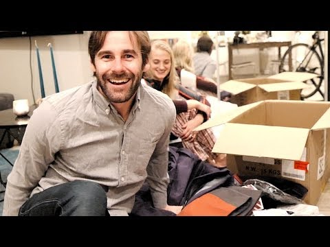 Casual Travel Day to Helly Hansen box Opening 👌  | VLOG 136