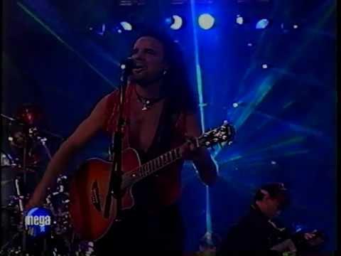 Mana - Te Llore Todo Un Rio (DVD Festival De Viña 1996)