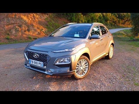 VIDÉO. Essai moteur : Hyundai Kona, entre audace et classicisme