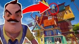 GLITCHES AND SECRETS THAT HELP YOU TO BEAT HELLO NEIGHBOR