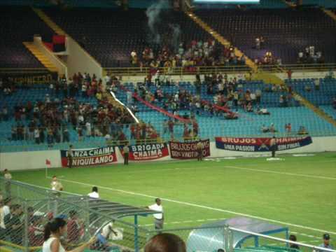 """Barra Brujos Chaimas!"" Barra: Guerreros Chaimas • Club: Monagas"