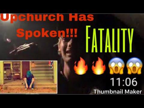 The Churchman Has Responded!!! Upchurch - Blue Jean Face (Eminem