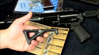 Review & Install of the Magpul AFG2 Angled Fore Grip