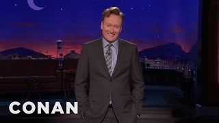 Conan: Trump Won't Hold Summit At DMZ Because The Lines Are Too Long  - CONAN on TBS - Video Youtube