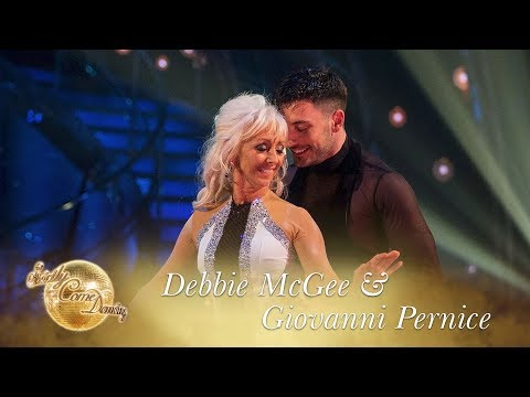 Debbie and Giovanni Rumba to 'Baby Can I Hold You' – Strictly Come Dancing 2017