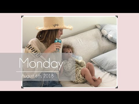 Whitney Port's DITL: Monday August 6th, 2018