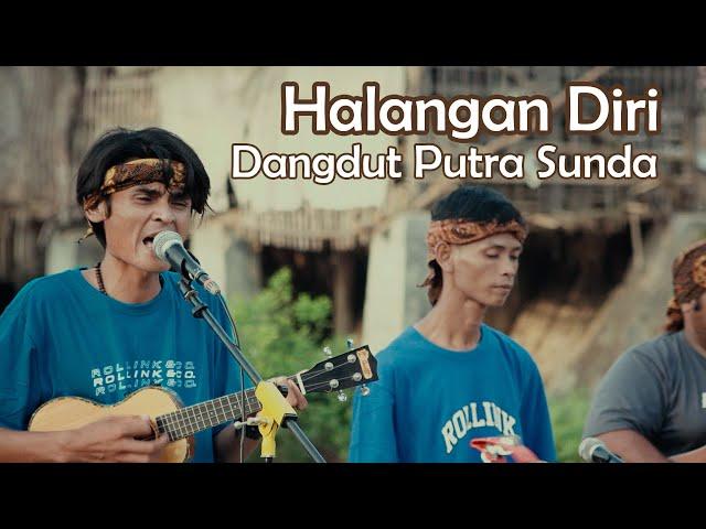 Halangan Diri (Darso) - Dangdut Putra Sunda | Video Cover
