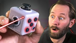 10 Fidget Toys With Alternative Features!