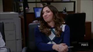 Hi, Gina Linetti. Human Form of the 100 Emoji | Brooklyn Nine-Nine