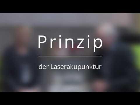 Prinzip der Laserakupunktur