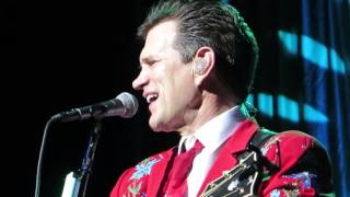 Chris Isaak sings Please Don't Call