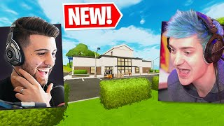 Checking out the NEW Superstore POI! ft. Ninja (Fortnite Battle Royale)