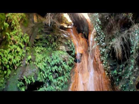 Chorrerón de Fuente Agria - (Pórtugos - Granada)