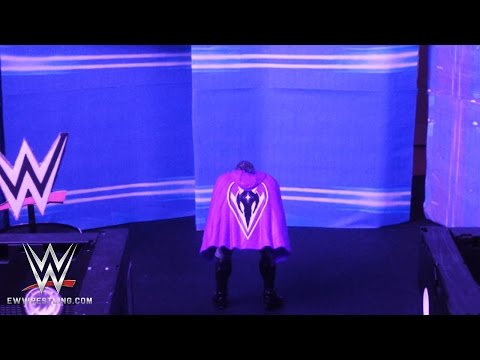 Neville makes his debut at WWE EWW, on WWE EWWrestling