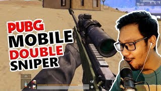 DOUBLE SNIPER - PUBG MOBILE INDONESIA