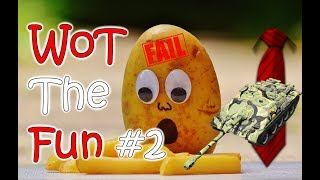 WoT The Fun #2 | World of Tanks Fails & Lols