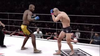 UFC Undisputed 3 - Anderson Silva vs Wanderlei Silva (Pride)