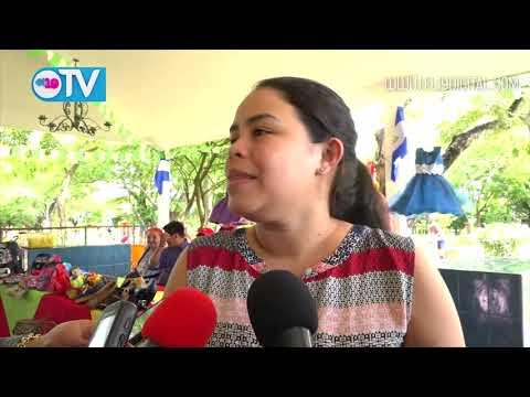 Masaya anuncia Feria de Artesanos y actividades culturales en el departamento de Masaya
