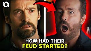 Ryan Reynolds and Hugh Jackman I Funny Full Time Feud  |⭐ OSSA Radar