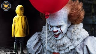 Every Pennywise Scene from IT, Ranked