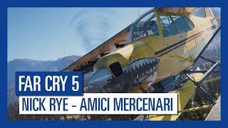 Amici Mercenari - Nick Rye