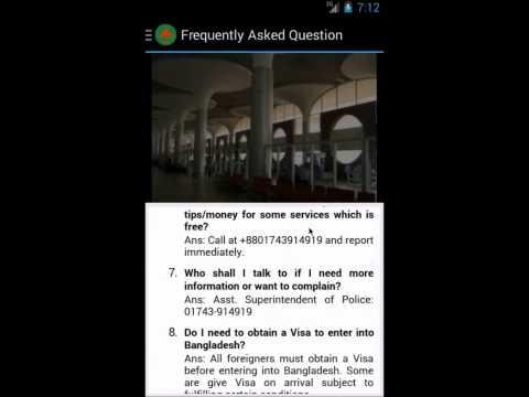 Video of Dhaka International Airport