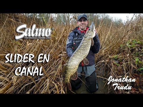 Vobler Salmo Slider SD7 7cm 21g BP S