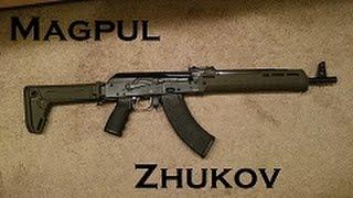 Magpul Zhukov-S Stock and Handguard Install (Saiga 7.62x39)
