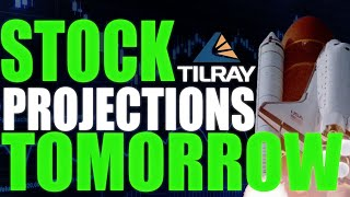 Stock Predictions For Tomorrow! TLRY Stock