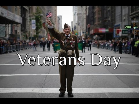 The History of Veterans Day