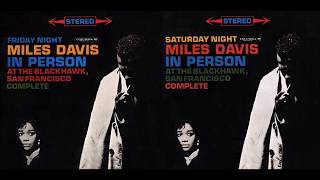 I Thought About You(Saturday Night Set Four Previously unissued)- Miles Davis