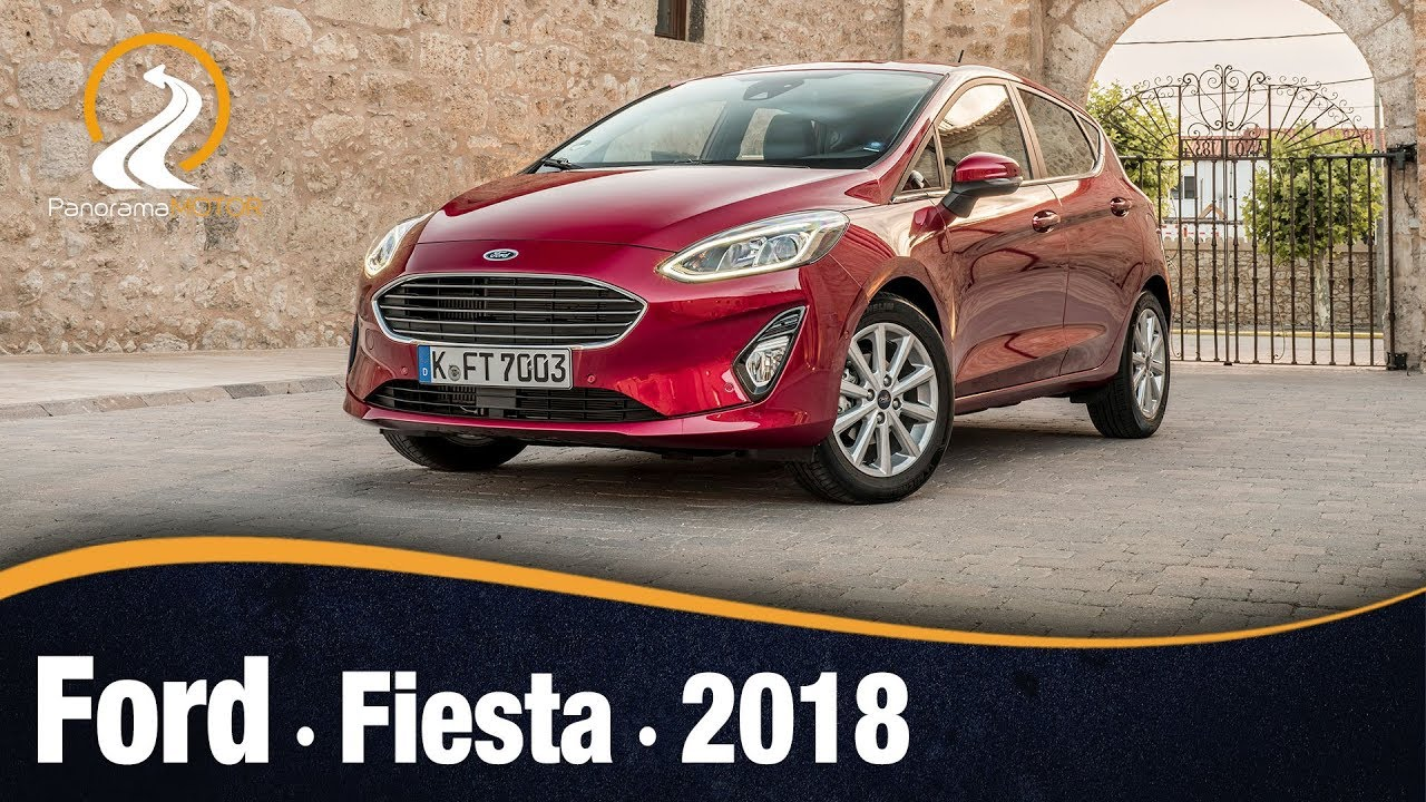 Ford Fiesta 2017 trasera