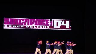 Blu Cru - Singapore Dance Delight Vol. 4 Finals (2013)