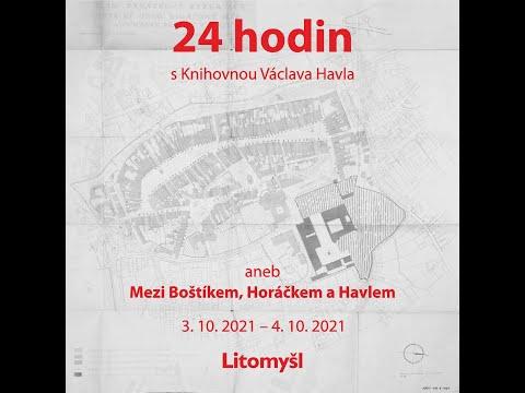 Přehrát video: Knihovna Václava Havla v Litomyšli