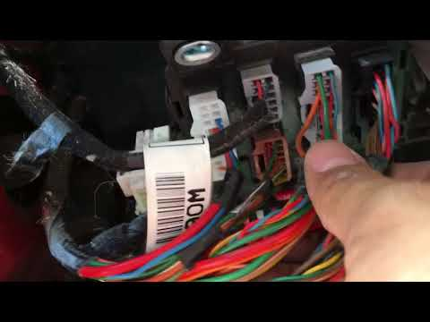 2009 Hyundai Accent flasher replace