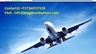 Get Comfortable Air Ambulance Service in Jamshedpur and Bokaro by King