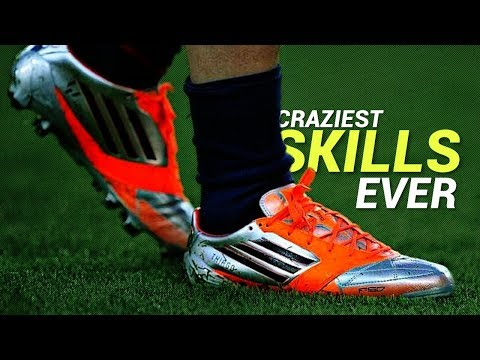 Craziest Football Skills Ever