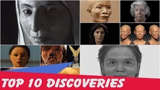10 Ancient Facial Reconstructions Of Fascinating Women