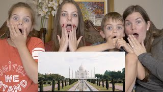 INCREDIBLE INDIA | By India & You | American Reaction